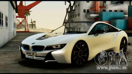 BMW I8 2013 für GTA San Andreas
