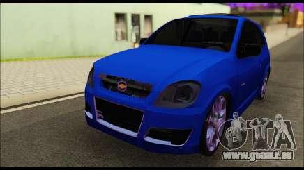 Chevrolet Celta Spirit VHC-E 2011 für GTA San Andreas