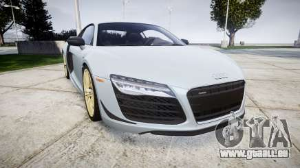 Audi R8 competition 2015 [EPM] für GTA 4