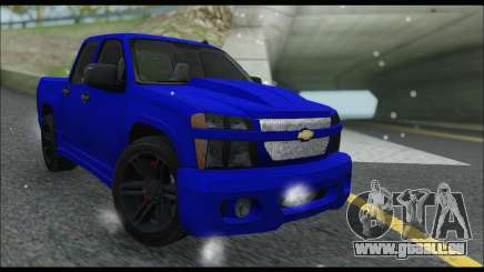 Chevrolet Colorado Codered 2004 pour GTA San Andreas