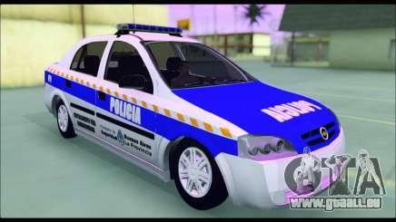 Chevrolet Astra Policia Vial Bonaerense für GTA San Andreas