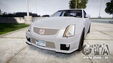 Cadillac CTS-V 2010 pour GTA 4