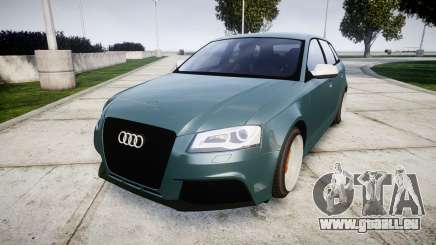 Audi RS3 Stanced für GTA 4