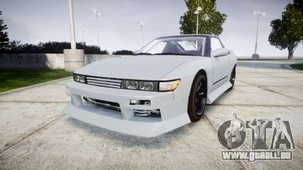 Nissan 240SX Sil80 pour GTA 4