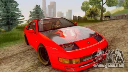 Nissan 300XZ The Rolling für GTA San Andreas