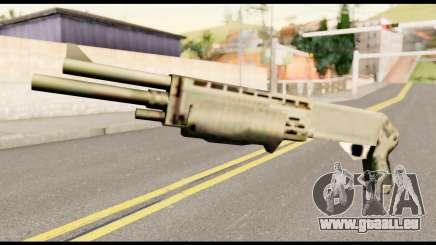 New Combat Shotgun pour GTA San Andreas