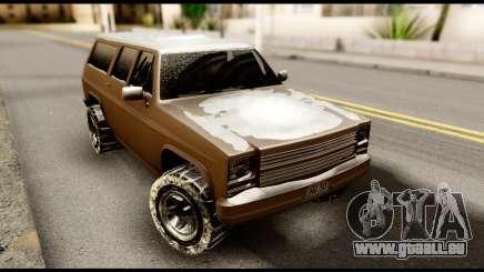 GTA 5 RancherXL pour GTA San Andreas