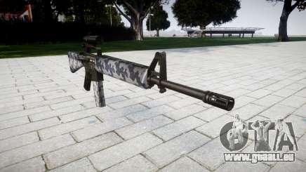 Le M16A2 fusil [optique] sibérie pour GTA 4