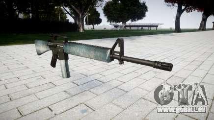 Le M16A2 fusil glacial pour GTA 4