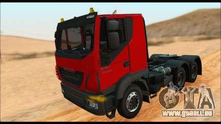 Iveco Trakker 2014 (IVF & ADD) für GTA San Andreas