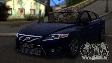 Ford Mondeo 2007 für GTA San Andreas