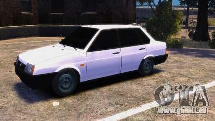 VAZ 21099 für GTA 4