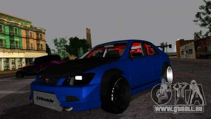 Toyota Altezza DC Hunter pour GTA San Andreas