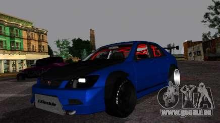 Toyota Altezza DC Hunter pour GTA San Andreas