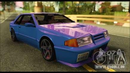 Bravura AWD Turbo pour GTA San Andreas