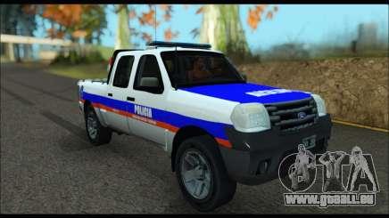 Ford Ranger 2011 Patrulleros CPC pour GTA San Andreas