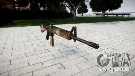 Le M16A2 fusil de berlin pour GTA 4
