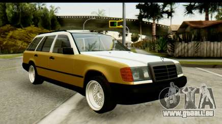Mercedes-Benz W124 für GTA San Andreas