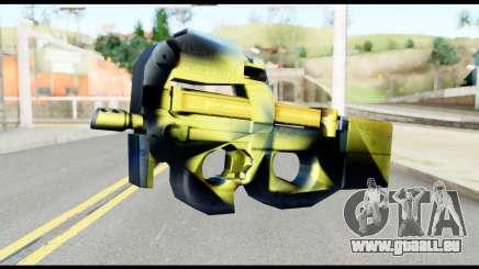 P90 from Metal Gear Solid pour GTA San Andreas