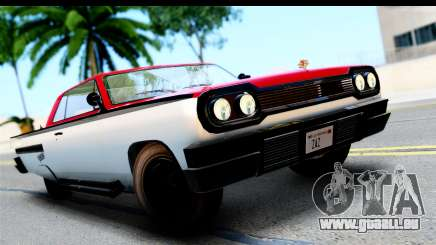 GTA 4 Voodoo pour GTA San Andreas
