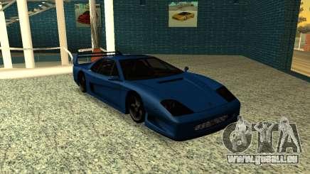 HD Turismo für GTA San Andreas
