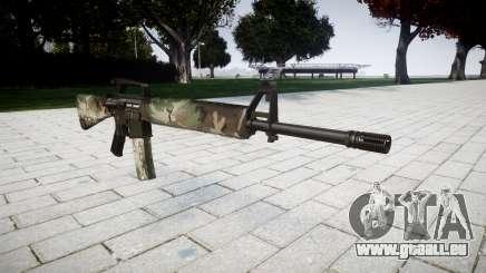 Le M16A2 fusil de bois pour GTA 4