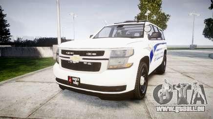 Chevrolet Tahoe 2015 LCPD [ELS] für GTA 4