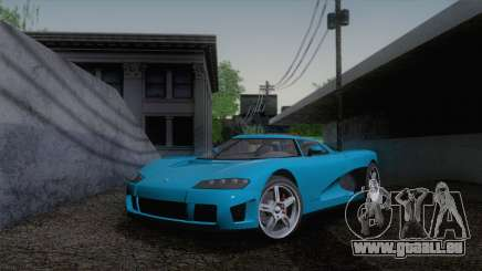 GTA V Overflod Entity XF v.2 pour GTA San Andreas