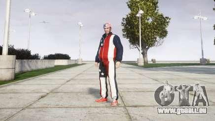 Vêtements Américaine dictateur pour GTA 4