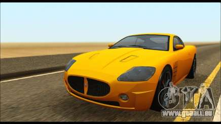 Ocelot  F620 (GTA V) pour GTA San Andreas