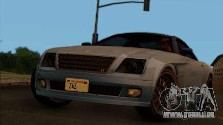 Schyster Fusilade Sport 1.0 (IVF) für GTA San Andreas