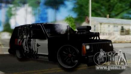 Jeep Mini-LKW SUV für GTA San Andreas
