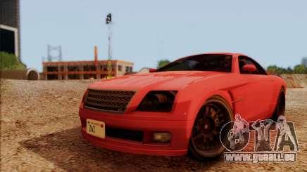 Schyster Fusilade Sport 1.0 (HQLM) für GTA San Andreas