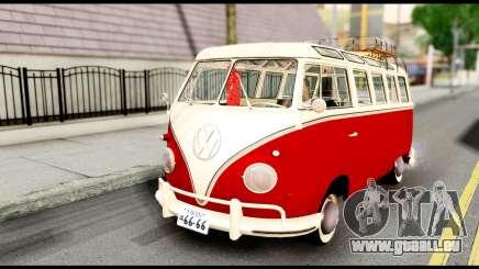Volkswagen T1 für GTA San Andreas