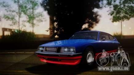 GTA 5 Lampadati Pigalle für GTA San Andreas