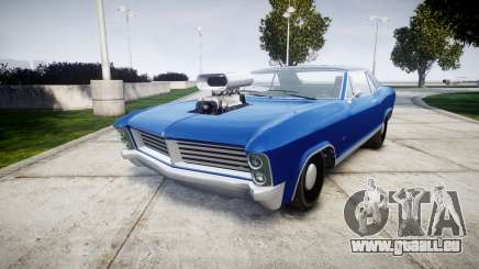 GTA V Albany Buccaneer Little Wheel pour GTA 4
