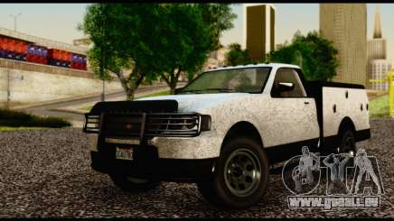 Utility Van from GTA 5 pour GTA San Andreas