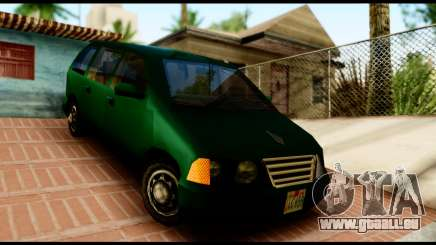 New Moobeam pour GTA San Andreas