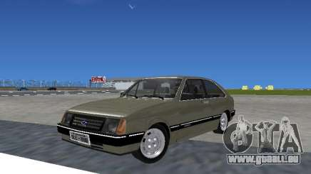 Chevrolet Chevette Hatch pour GTA San Andreas