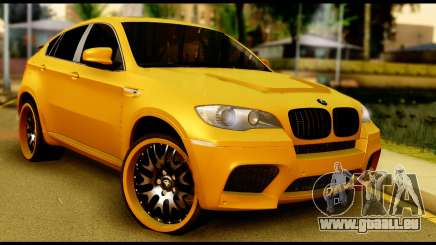 BMW X6 Hamann für GTA San Andreas