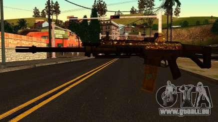 ACW-R from Battlefield 4 für GTA San Andreas