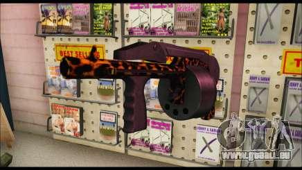 Leopardo Combat pour GTA San Andreas