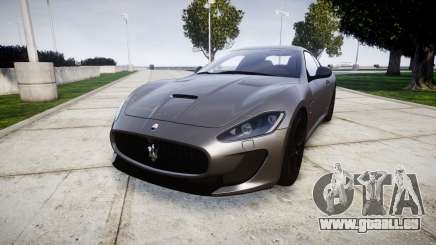 Maserati GranTurismo MC Stradale pour GTA 4