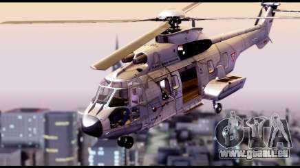 EC-725 Super Cougar für GTA San Andreas
