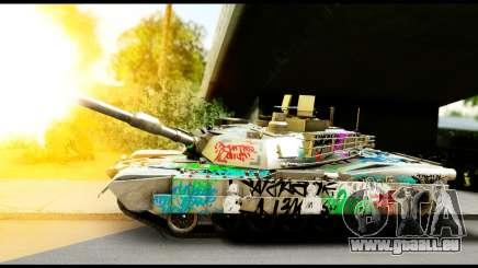 M1A2 Abrams für GTA San Andreas