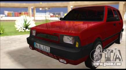 Tofas Kartal (EL 34 5323) pour GTA San Andreas