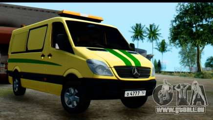 Mercedes-Benz Sprinter De La Collection De La Russie pour GTA San Andreas