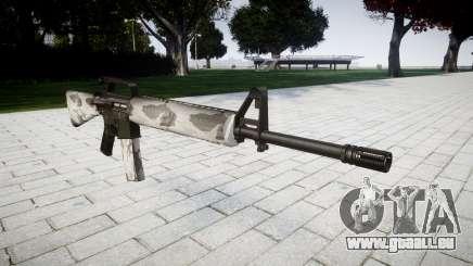 Le M16A2 fusil yukon pour GTA 4