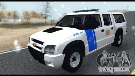 Chevrolet S-10 P.N.A pour GTA San Andreas