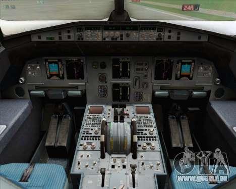 Airbus A320-200 Indonesia AirAsia pour GTA San Andreas vue de côté